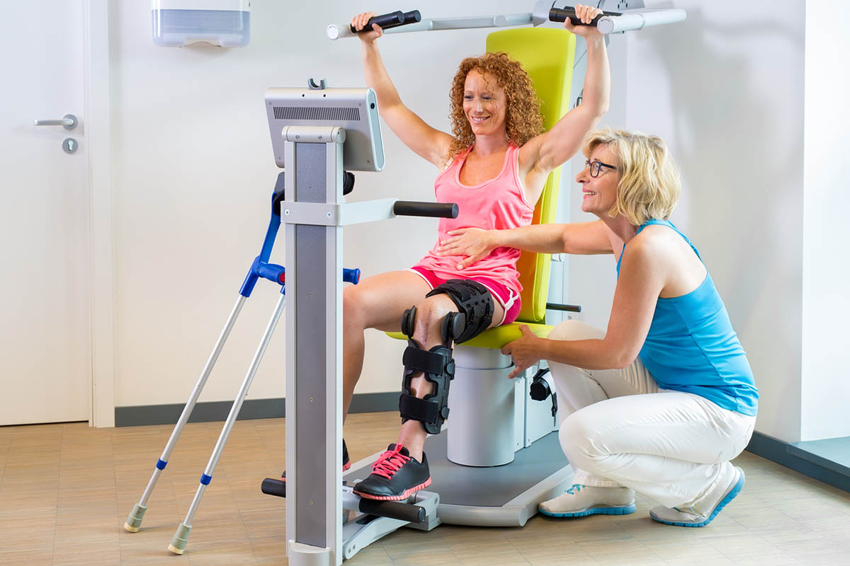 Post-operative physiotherapy