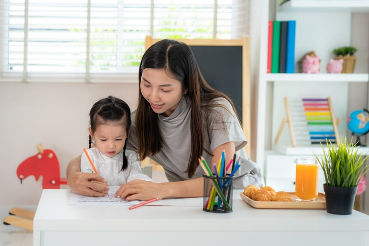 The importance of getting parents involved in their preschooler's lives